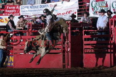 Somervell County PRCA Rodeo-Glen Rose Tx-Feb, 2008