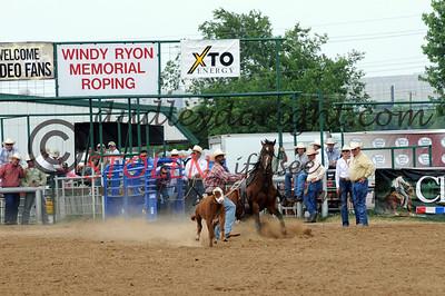 Windy Ryon Memorial Roping-Saginaw Tx-May, 2008