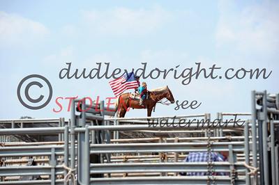 SuperCLake2011-Sunday Championship Bull Riding