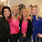 Ingrid Hernandez, Doreen Barnhart DeHart, Jeaneen Barnhart and Ashton Gahm.