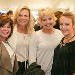 Laura Swenson, Rhonda Jo Conner and Elizabeth and Rachel Remmers.