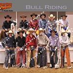 Bull Riding 8x10