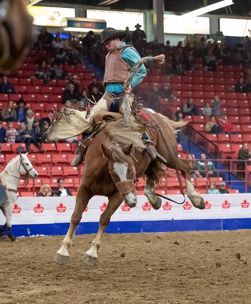 19mf Saddle Bronc Rickhiebert