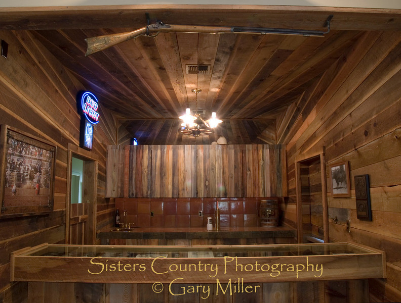 The new Rodeo Clubhouse Bar