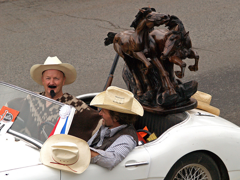 Sisters Rodeo Parade 2007