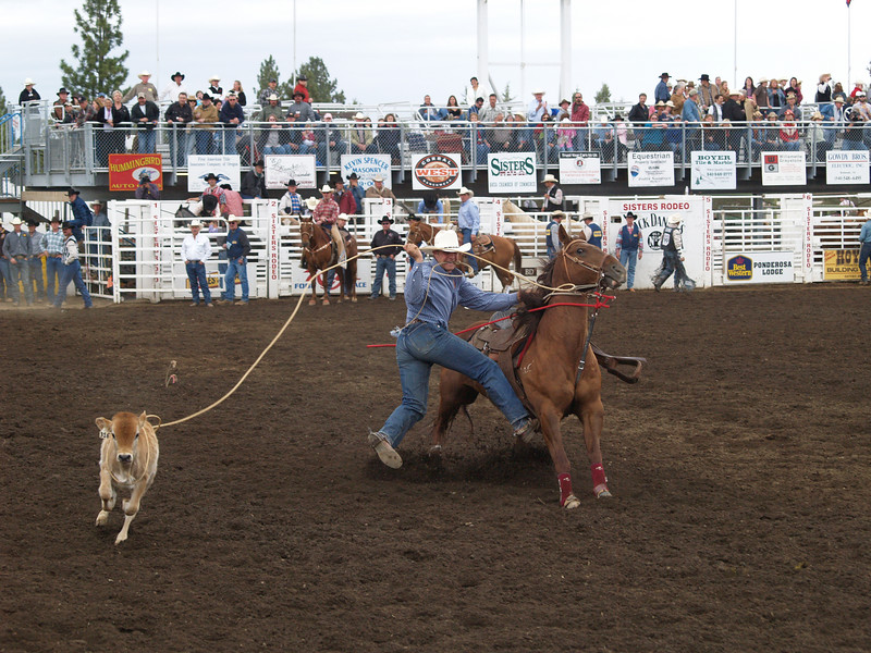Sisters Rodeo 2007  - Gary Miller - Sisters Country Photography