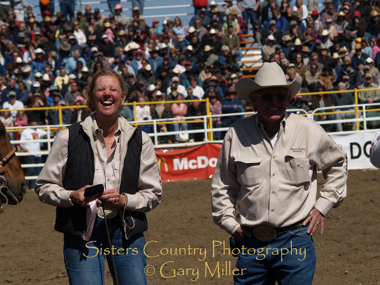 2007 Sisters Rodeo - Gary Miller