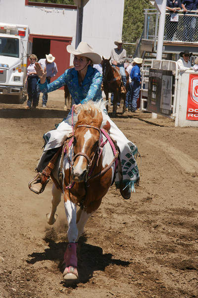 Sisters Rodeo 2008