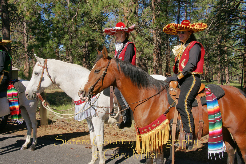 Sisters Rodeo Parade 2008
