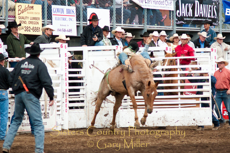 Battle of the Redheads - Sisters Rodeo 2009 -