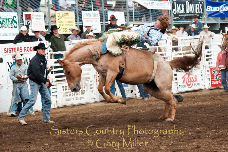 Battle of the Redheads - Sisters Rodeo 2009 - Sat. Night