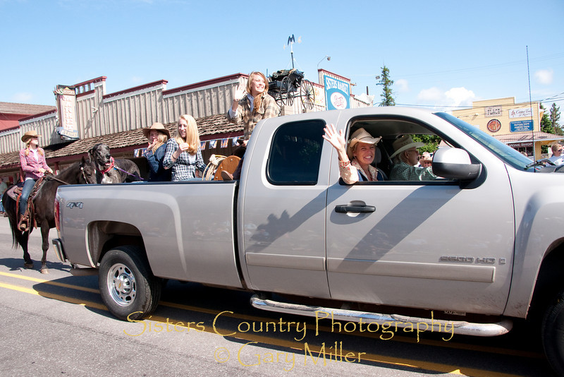 Sisters Rodeo Parade 2009