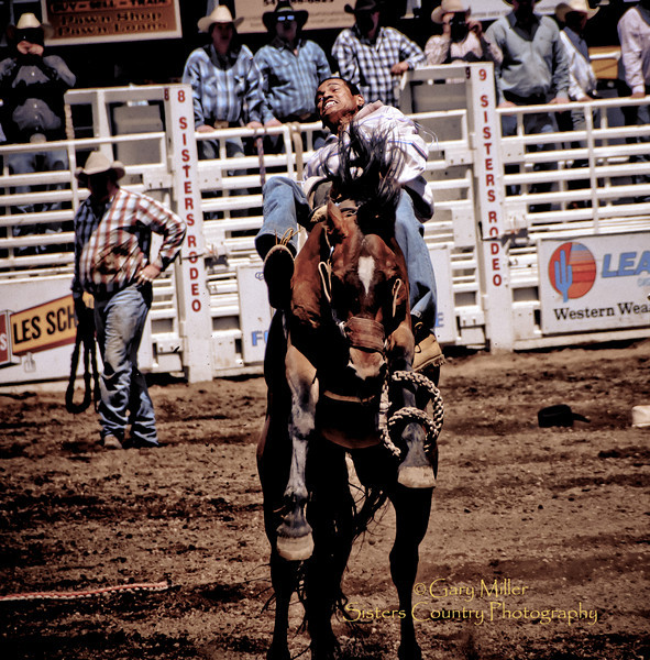 Sisters Rodeo 2010 - Gary Miller - Sisters Country Photography