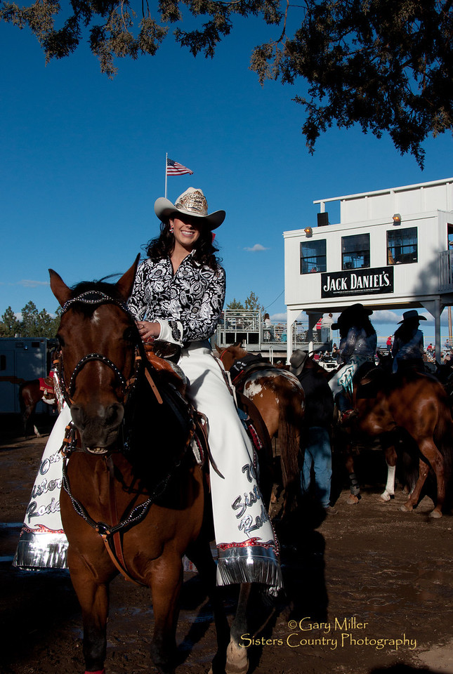 2010 Sisters Rodeo Queen Shelby Ross