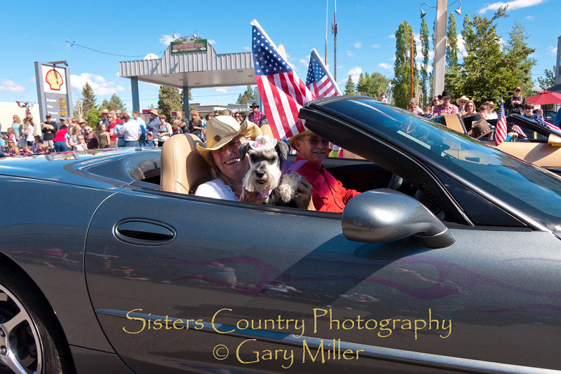 2010 Sisters Rodeo Parade - Gary Miller - Sisters Country Photography