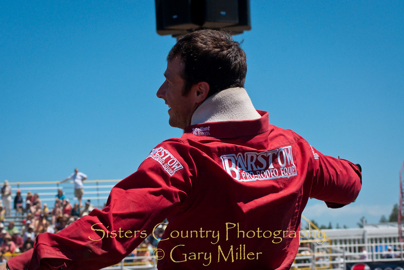 2010 Sisters Rodeo - Gary Miller - Sisters Country Photography