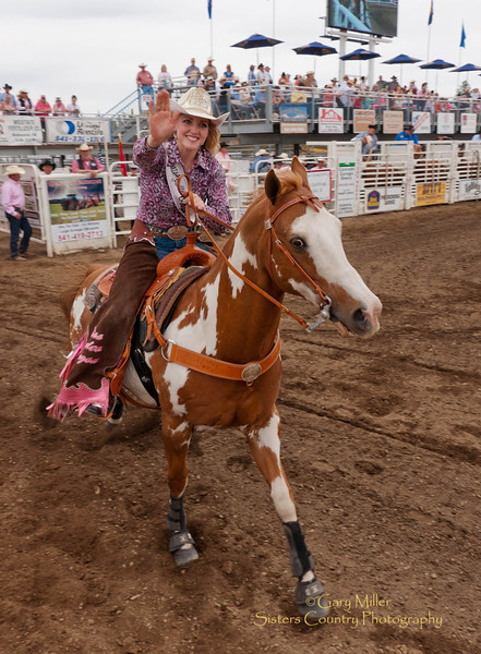 2011 Sisters Rodeo, Sisters Oregon - Photographer Gary Miller - Sisters Country Photography