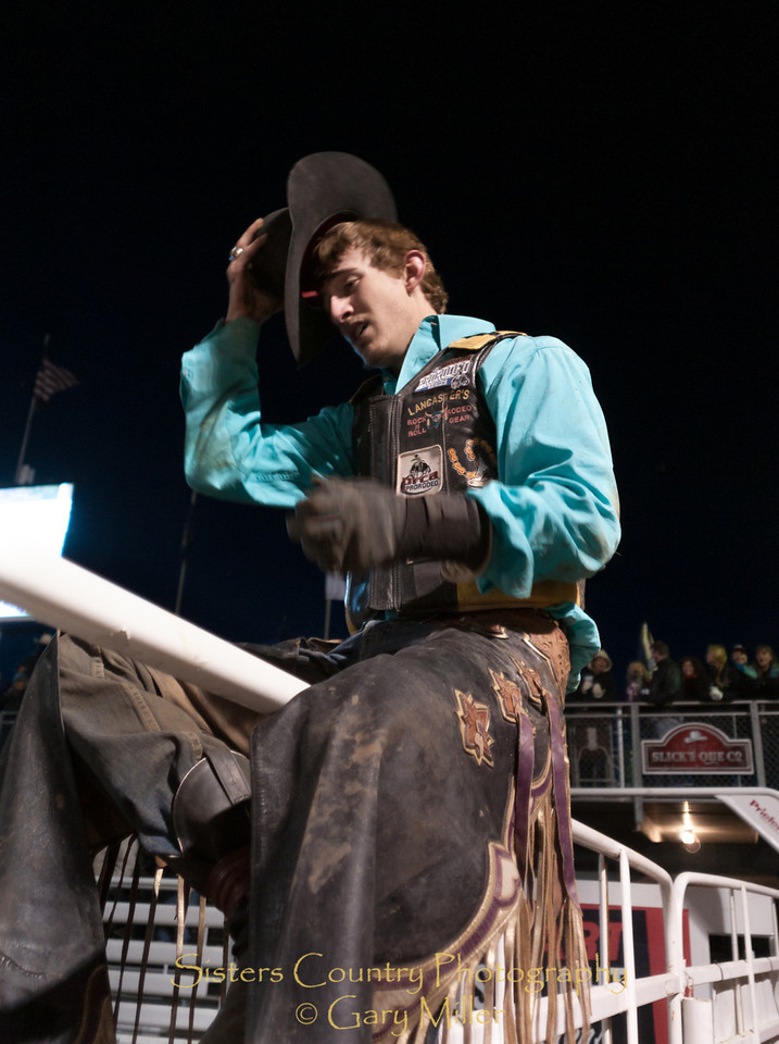 Saturday night performance at the 2012 Sisters Rodeo -Sisters, Oregon - Gary N. Miller - Sisters Country Photography