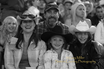 Friday night's performance of the 2013 Sisters Rodeo - Sisters, Oregon - Copyright © 2013 Gary N. Miller, Sisters Country Photography