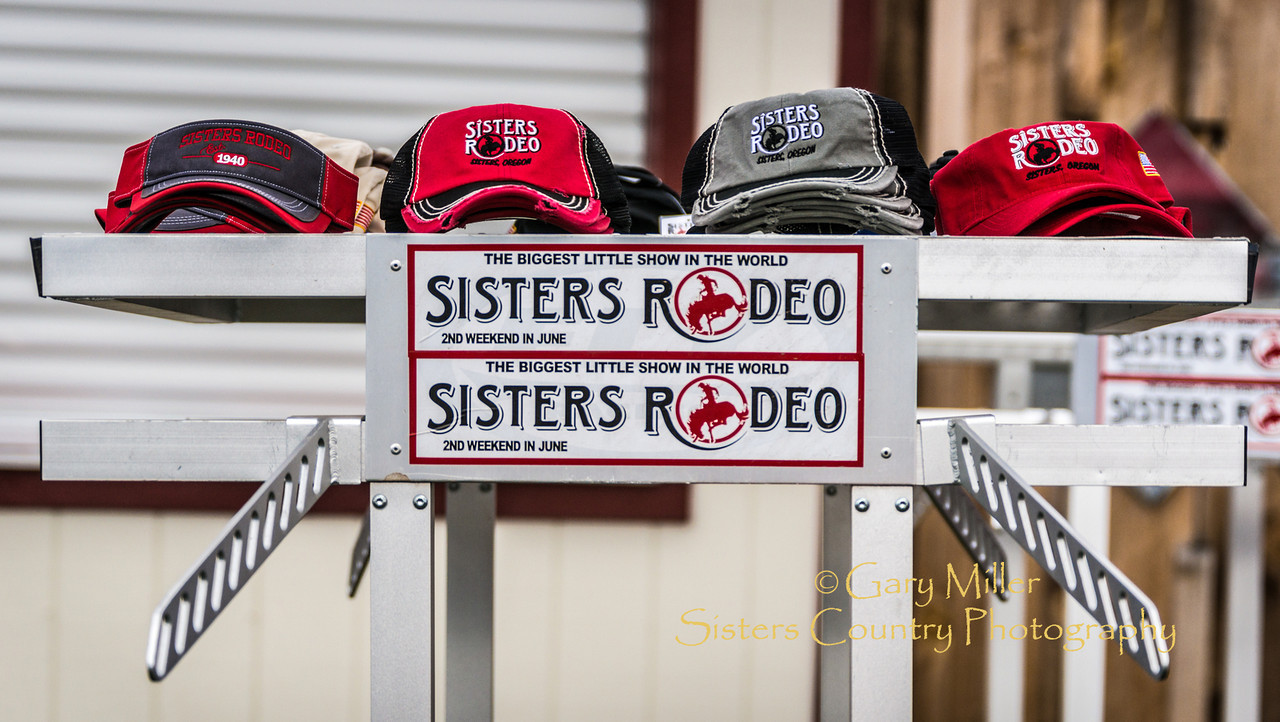 Friday night at the 2014 Sisters Rodeo - Sisters, Oregon © 2014 Gary N. Miller, Sisters Country Photography