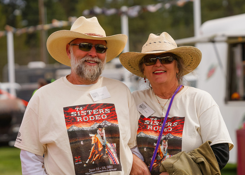Sunday afternoon at the 2014 Sisters Rodeo - Sisters, Oregon © 2014 Gary N. Miller, Sisters Country Photography