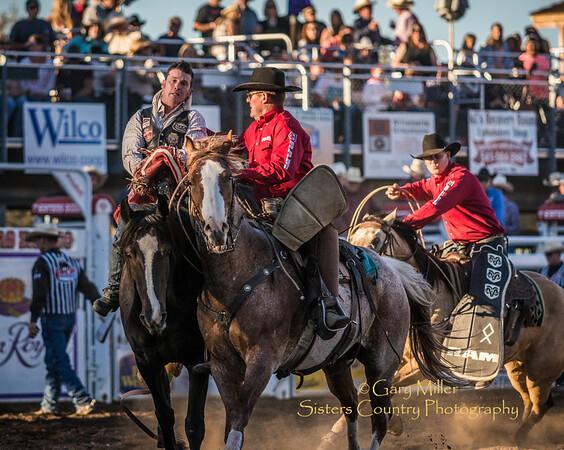 The Dodge Boys at their job - Saving Cowboys