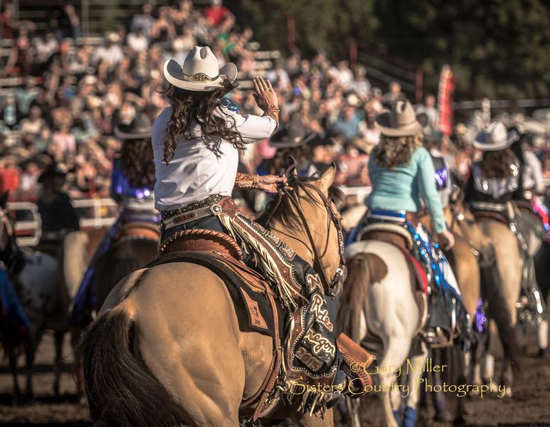 Julie Drescher - 2015 Miss Rodeo Oregon
