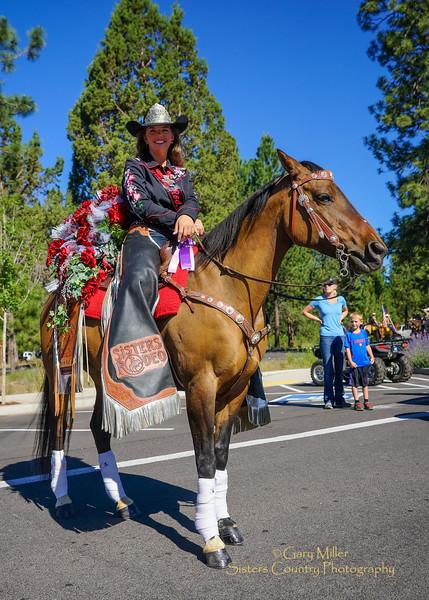 Sisters Rodeo Queen - Mikeala Kollermeier