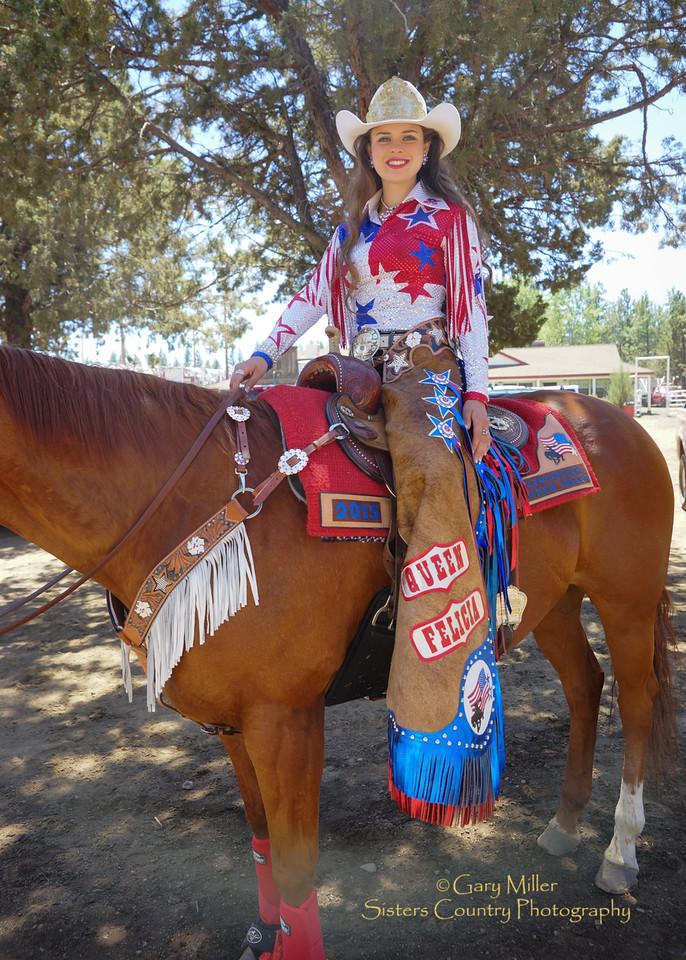 Queen Felicia - Vancouver Rodeo