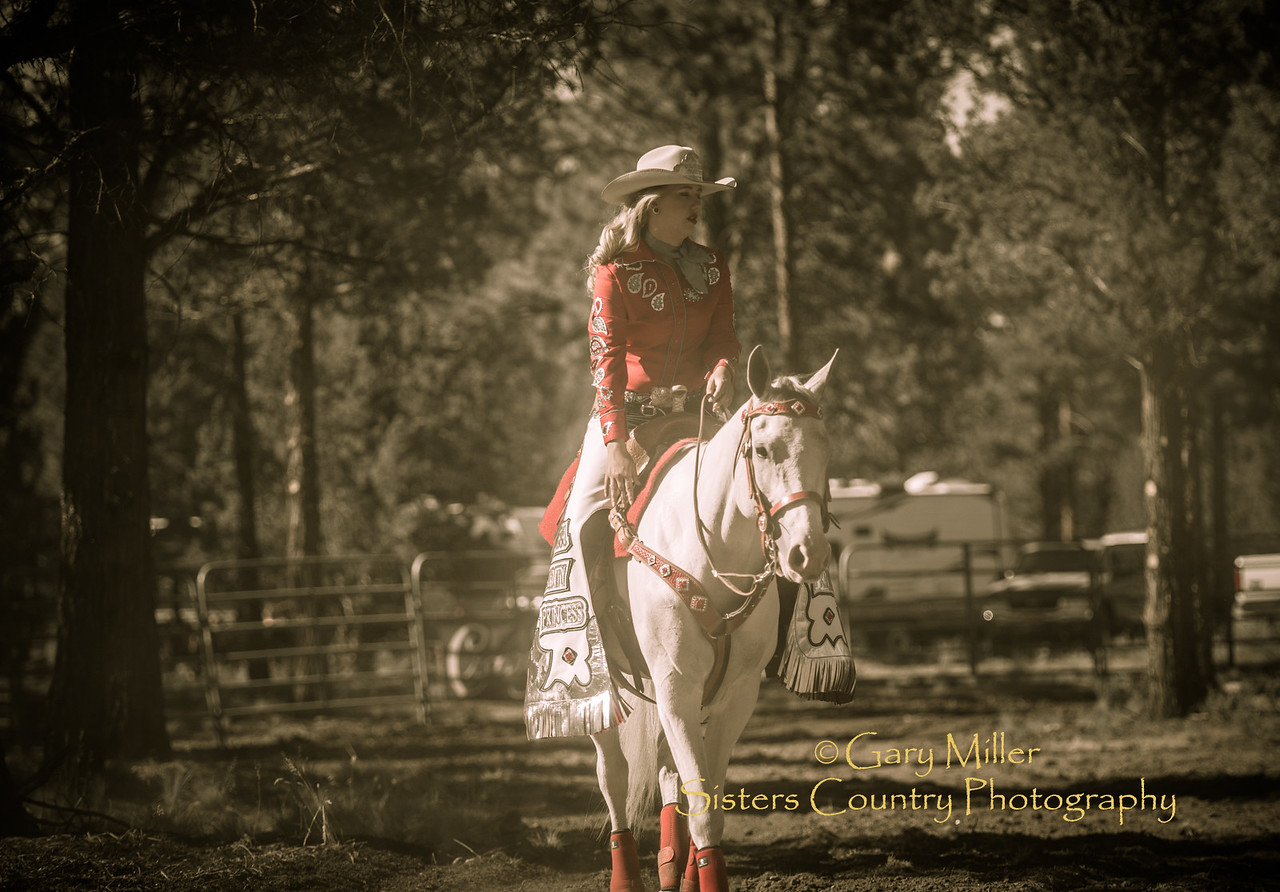 Friday evening performace of the 2015 Sisters Rodeo 75th Anniversary Celebration © Gary N. Miller, Sisters Country Photography