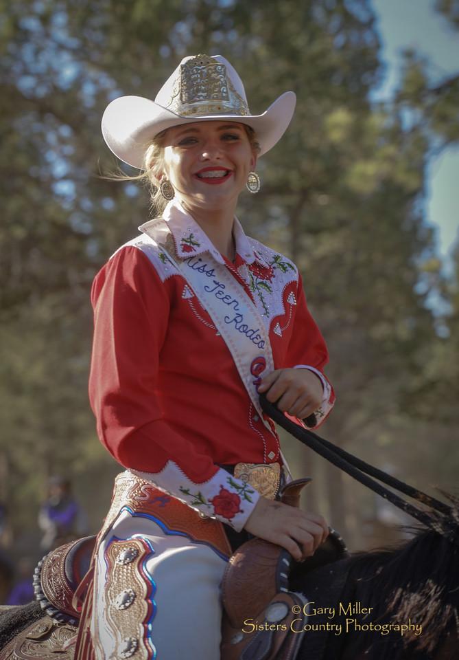 McKensie Henson - Miss Teen Rodeo Oregon
