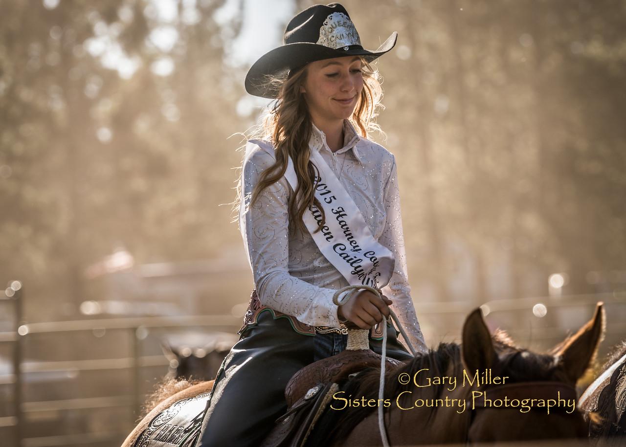 2015 Harney County Queen Cailyn Wilbur