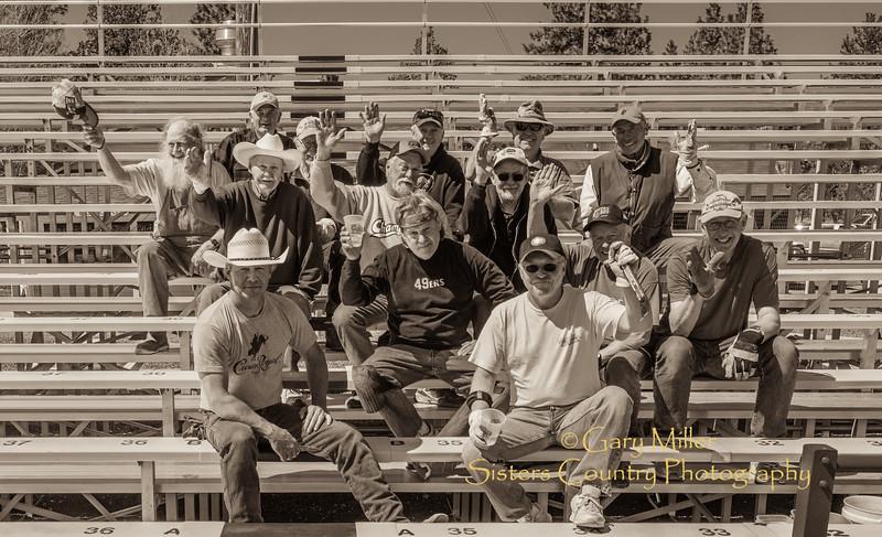 The Bleacher Crew