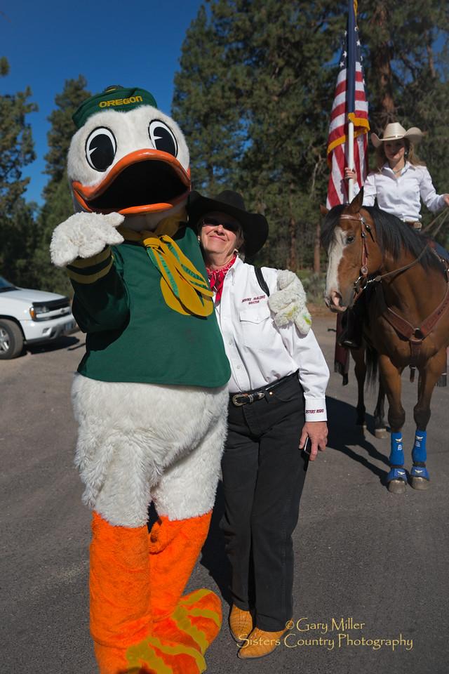 The Duck & Bonnie Malone
