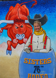 Friday Night Performance at the 2016 Sisters Rodeo © Gary N. Miller, Sisters Country Photography