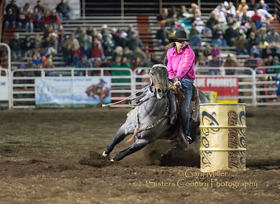 Barrel Racer - Sisters Rodeo