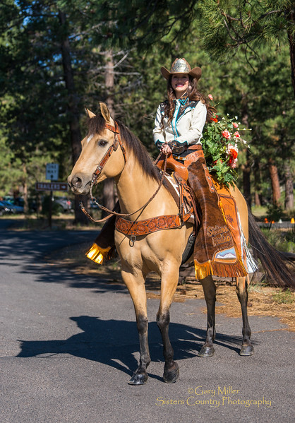 Sisters Oregon Rodeo Parade 2016 © Gary N. Miller, Sisters Country Photography