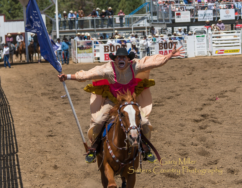 Saturday Afternoon at the 2016 Sisters Rodeo © Gary N. Miller, Sisters Country Photography