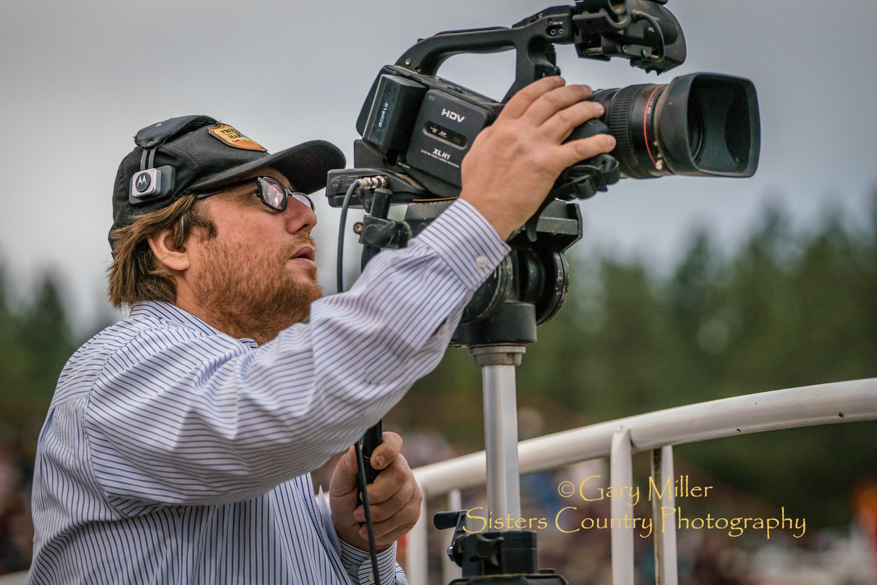 Fred - Cameraman for Twenty First Entertainment