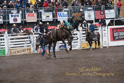 Saturday afternoon performace of the 2017 Sisters Rodeo© 2017  Gary N. Miller, Sisters Country Photography