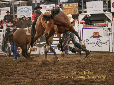 2017 Sisters Oregon Rodeo Parade © 2017  Gary N. Miller, Sisters Country Photography