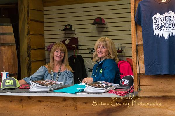 We love our Rodeo Volunteers
