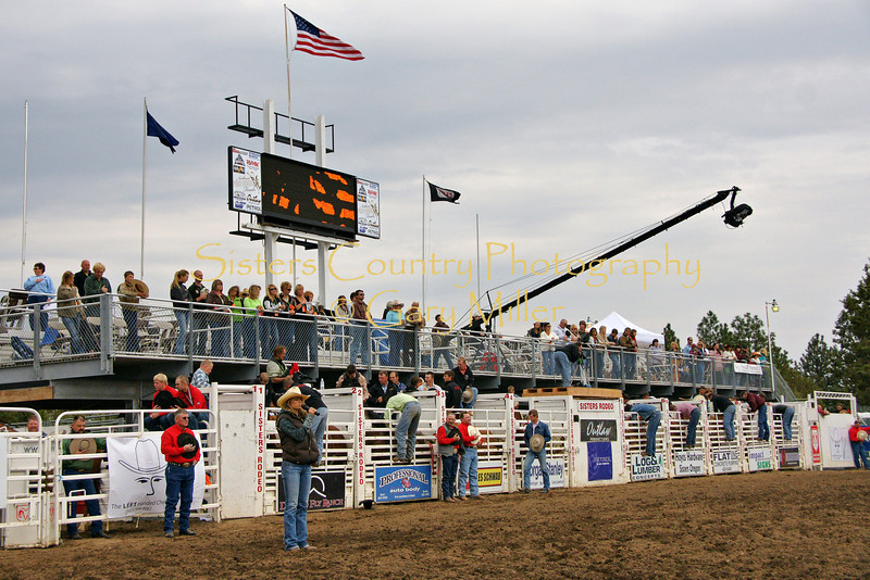 Anastasia Scott sings the National Anthem to the Rodeo Boys