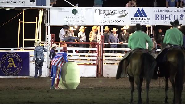 Bull Rider5 BLUERIDGE WG