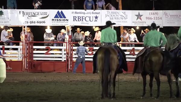 Bull Riding Highlights BLUERIDGE WG