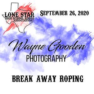 breakaway roping