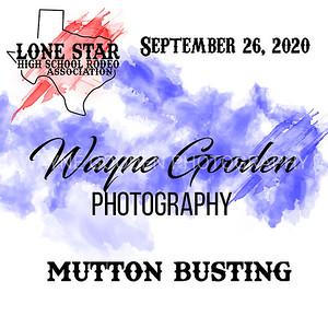 Mutton Busting