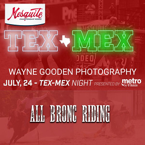 July24TEXMEXBroncRiding