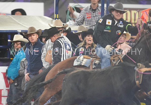 Charly Crawford - Team Roping