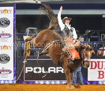 Clint Laye - Bareback Riding